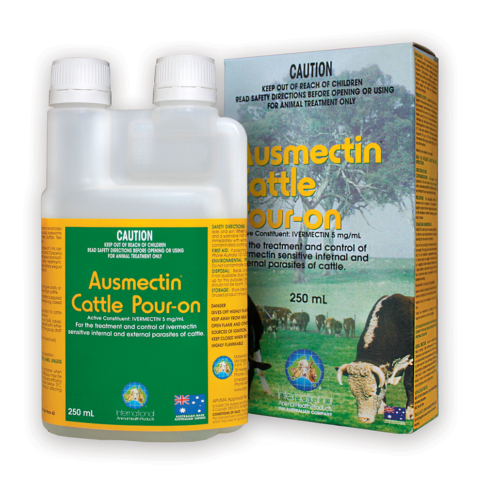 Ausmectin Cattle Pour On