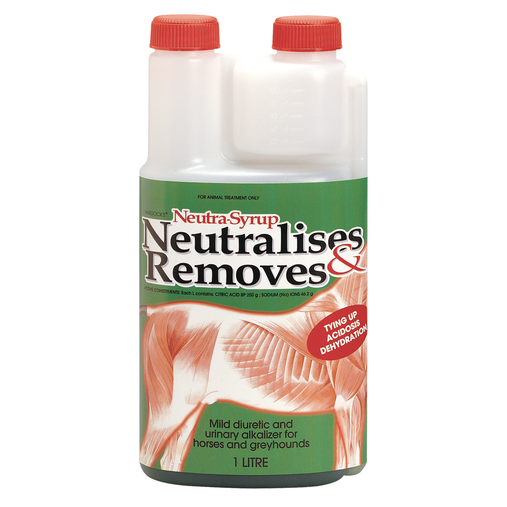 Neutra-Syrup Neutralises & Removes
