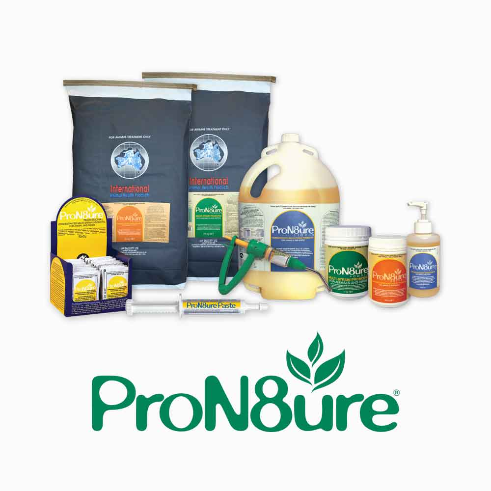 ProN8ure range of products